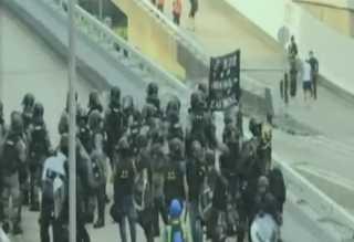 بالفيديو.. استمرار التظاهرات ضد التعديلات القانونية في هونج كونج