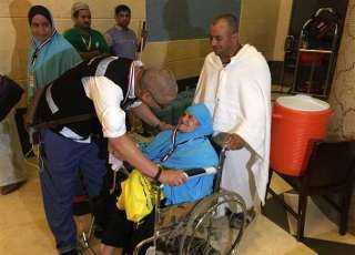 الصحة تعلن عن 39 حاجا مصريا مازالوا يتلقون علاجهم في المستشفيات السعودية