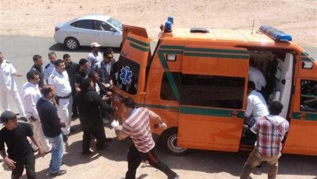 مصرع ٣ أشخاص بينهم سيدتان فى حادث تصادم على طريق أجا منية سمنود