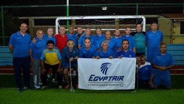فريق مصر للطيران يصعد للدور قبل النهائي في بطولة الجمهورية للشركات