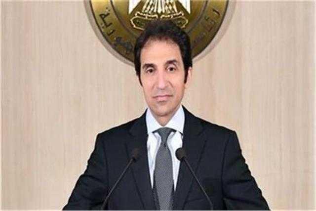 بسام راضى: مؤتمرات الشباب أصبحت منصة تفاعل للتواصل بين قيادة الدولة والمواطنين