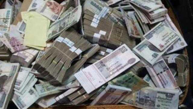 البنك المركزي:4.007 تريليون جنيه إجمالي ودائع البنوك بنهاية يونيو الماضي