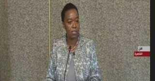 وزيرة خارجية كينيا تعرب عن تطلعها للقاء الرئيس السيسى