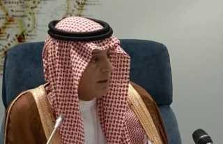 موجز صحفي لوزير الدولة السعودي للشؤون الخارجية عادل الجبير من الرياض