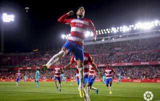 بالفيديو.. غرناطة يضرب برشلونة بثنائية نظيفة في الدوري الإسباني