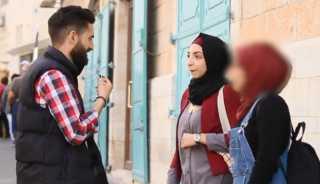 فيديو للفتاة الفلسطينية إسراء غريب قبل وفاتها