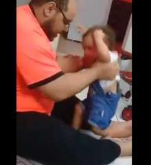 هكذا تفاعل نجوم الفن مع فيديو تعذيب رضيعة على يد والدها أثار ضجة بالسعودية