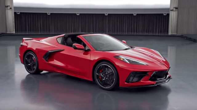 الكشف عن مواصفات Corvette الرياضة الجبارة الجديدة
