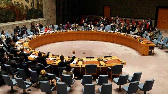 بث مباشر.. مجلس الأمن يناقش الأوضاع في سوريا