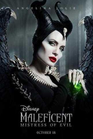 ديزني تطرح البوستر الجديد لفيلم Maleficent : mistress of evil