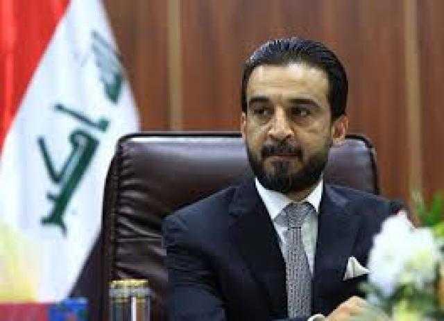 محمد الحلبوسي يدعو ممثلين عن المتظاهرين للحضور إلى البرلمان لبحث مطالبهم