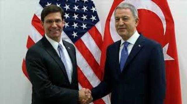 تركيا تهدد الولايات المتحدة بإنهاء العمل على إقامة المنطقة الآمنة شمالي سوريا
