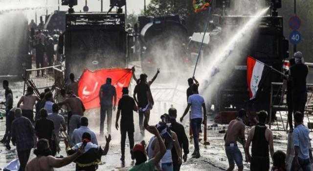 ارتفاع عدد قتلى الاحتجاجات في العراق إلى 27 شخصا على الأقل