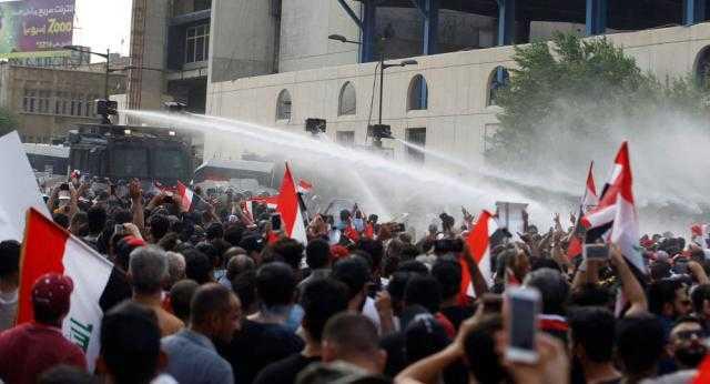 المرصد العراقي لحقوق الإنسان: سقوط 73 قتيلا على الأقل من المتظاهرين