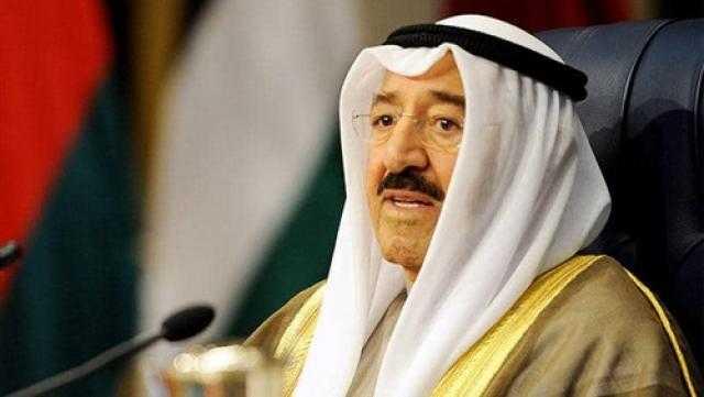 أمير الكويت للسيسى :انتصارات أكتوبر الخالدة مثلت ملحمة مجيدة شهدت امتزاج الدماء الكويتية والمصرية