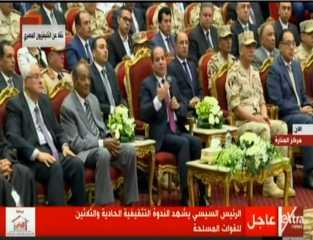 بالفيديو.. الرئيس السيسي: الشعب المصري لم يفقد الثقة بالجيش خلال حرب أكتوبر