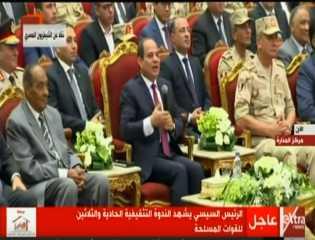 بالفيديو.. أول تعليق من الرئيس السيسي على فيلم الممر.. ورسالته لأبطال العمل والصعيدي همام