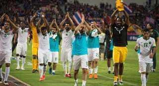 المنتخب السعودي لكرة القدم يصل رام الله استعدادا لمواجهة نظيره الفلسطين