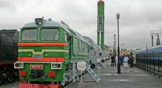"""""""القطار الشبح"""" للأغراض الخاصة وما هو خطر نظام """"بارغوزين"""""""