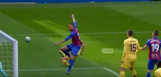 بالفيديو... أهداف مباراة برشلونة وإيبار 3-0 في الدوري الإسباني