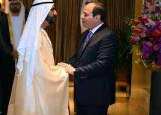 بث مباشر - الرئيس السيسي يزور الإمارات للتعاون والتشاور حول مختلف القضايا