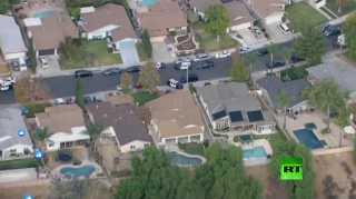 بث مباشر.. ملاحقة مطلق النار في مدرسة بمدينة لوس أنجلوس الأمريكية