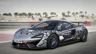 """""""ماكلارين""""McLaren تضيف تحفة جديدة لعالم السيارات الرياضية بمحرك توربيني (فيديو)"""