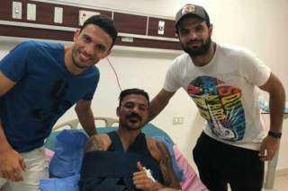 بالفيديو.. حقيقة وفاة عمرو زكي