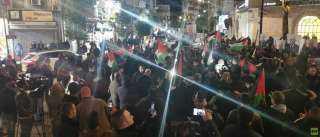 """احتجاجات فلسطينية على """"صفقة القرن"""".. واشتباكات بين متظاهرين والجيش الإسرائيلي(فيديو وصور)"""
