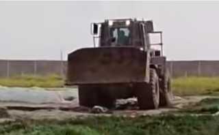 بالفيديو.. وزير الدفاع الإسرائيلي يرحب بتنكيل قواته بجثمان الناعم