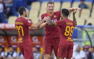 أهداف مباراة روما وليتشي 4-0 في الدوري الإيطالي.. فيديو
