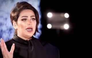 """بالفيديو.. الفنانة أماني التميمي توضح سبب طلبها مليوني دينار مقابل """"شم إبطها"""""""