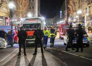 ألمانيا.. إصابة 15 شخصا على الأقل في حادثة دهس(فيديو)