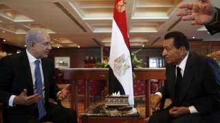 نتنياهو يعلق على وفاة الرئيس الراحل حسني مبارك