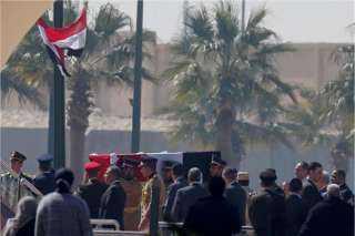 يث مباشر.. جنازة الرئيس السابق محمد حسنى مبارك