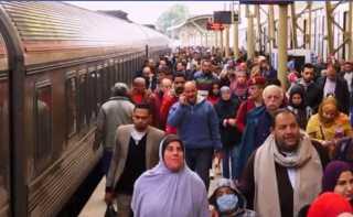 """وزارة النقل تواصل حملة """"معاً لسكك حديد آمنة... سلامتك تهمنا"""""""
