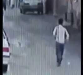بالفيديو.. فرار جماعي لسجناء إيرانيين خوفا من تفشي فيروس كورونا