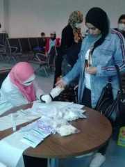 مطار القاهرة يستقبل رحلة استثنائية قادمة من عمان تقل 135 مصريًا