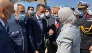 """بالفيديو.. وزير الخارجية الإيطالي ينشر فيديو وصول المساعدات الطبية المصرية :""""شكراً لتضامنكم"""""""