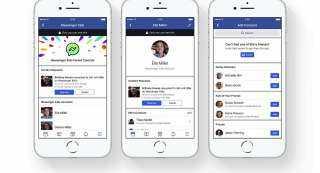 """طرح نسخة من فيسبوك لسطح المكتب لتطبيق المراسلات """"ماسنجر"""""""