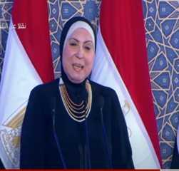 بالفيديو.. كلمة وزيرة التجارة والصناعة في افتتاح المرحلة الثالثة من مشروع الأسمرات