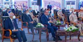 بالفيديو.. كلمة الرئيس السيسي خلال افتتاح المرحلة الثالثة من حي الأسمرات