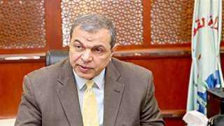 وزير القوى العاملة: صرف 208 ألاف جنيه مستحقات وإعادة 15 مصريا لعملهم بالأردن