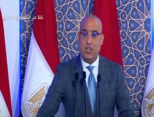 بالفيديو.. كلمة وزير الإسكان والمجتمعات العمرانية الجديدة خلال افتتاح «الأسمرات 3» وعدد من المشروعات القومية