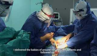 الصحة: رسالة من متعافية من فيروس كورونا أصيبت بالمرض أثناء فترة الحمل