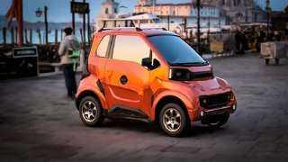 انطلاق الإنتاج المتسلسل لسيارة كهربائية في روسيا