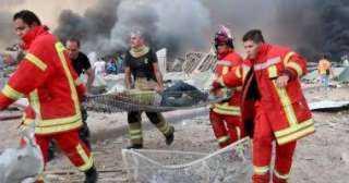 انفجار بيروت.. 5 ملايين إسترليني مساعدات عاجلة من بريطانيا للبنان