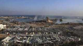 مولدوفا تنفي أي مسؤولية لها عن انفجار بيروت