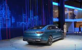 الصينية Geely تطور سيارة مميزة مستوحاة من مركبات فولفو