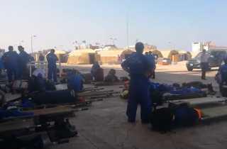 بالفيديو.. القوات الجوية الروسية تنصب مستشفى ميدانيا في بيروت لمساعدة المتضررين